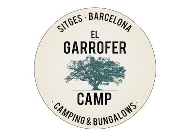 Camping El Garrofer Sitges logo