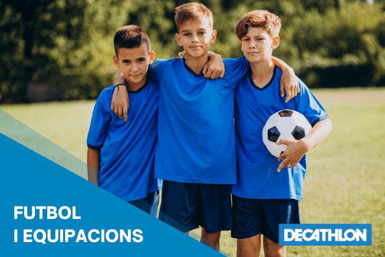 Futbol i equipacions Decathlon