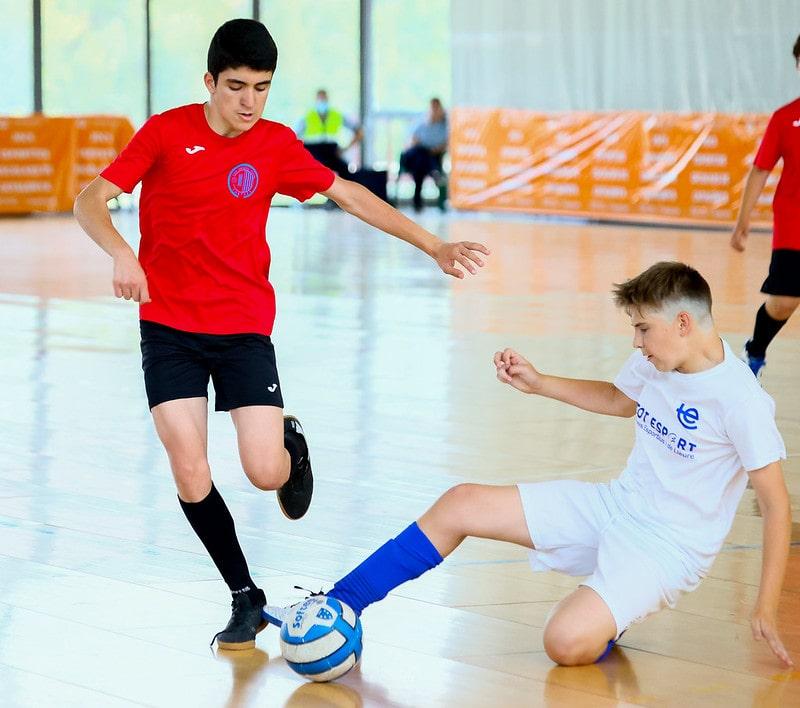 Extraescolar futbol 10