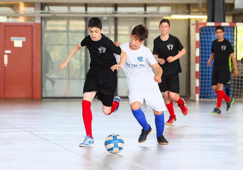 Extraescolar futbol 13