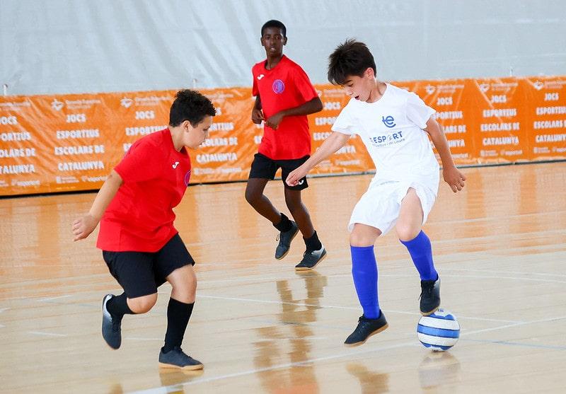Extraescolar futbol 7