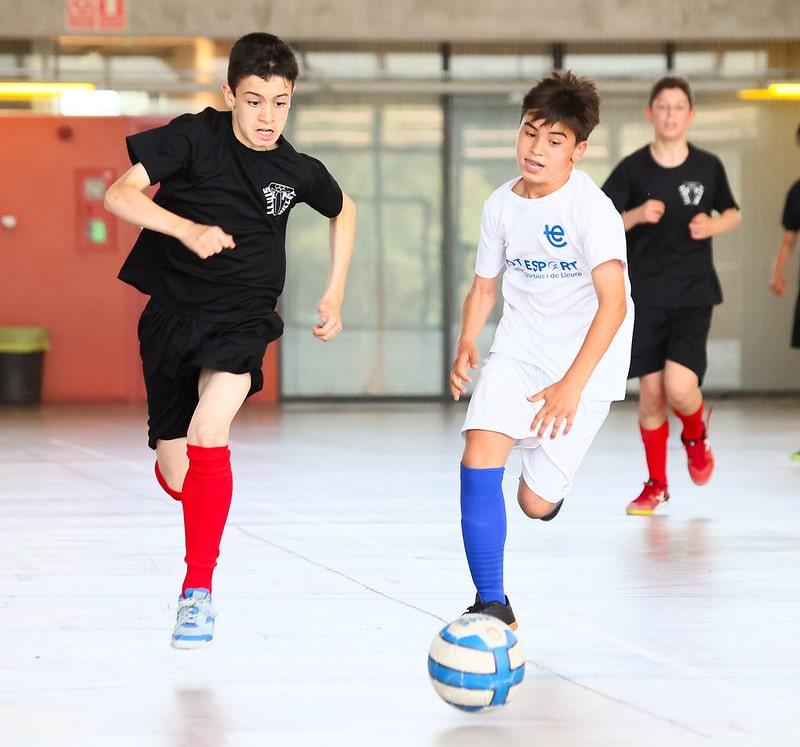 Extraescolar futbol 8