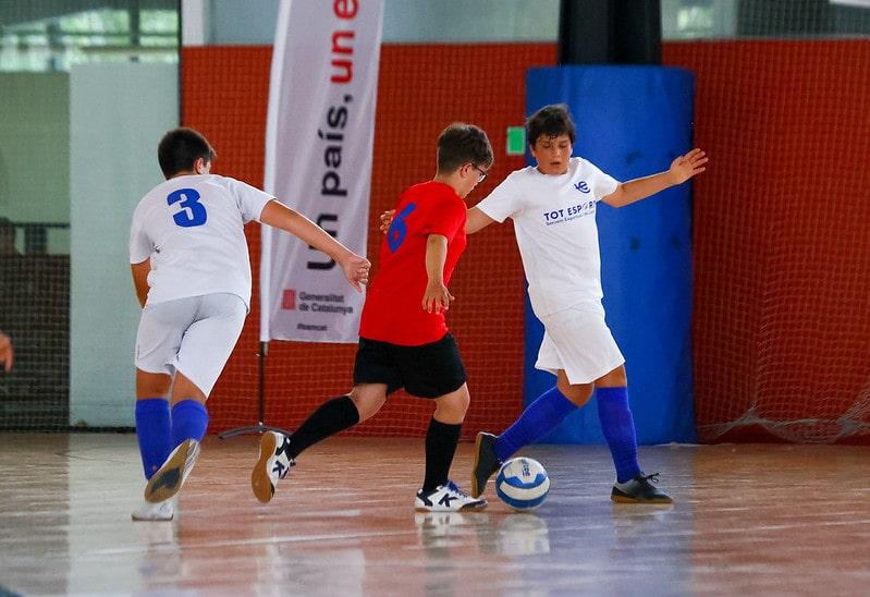 Extraescolar futbol 9